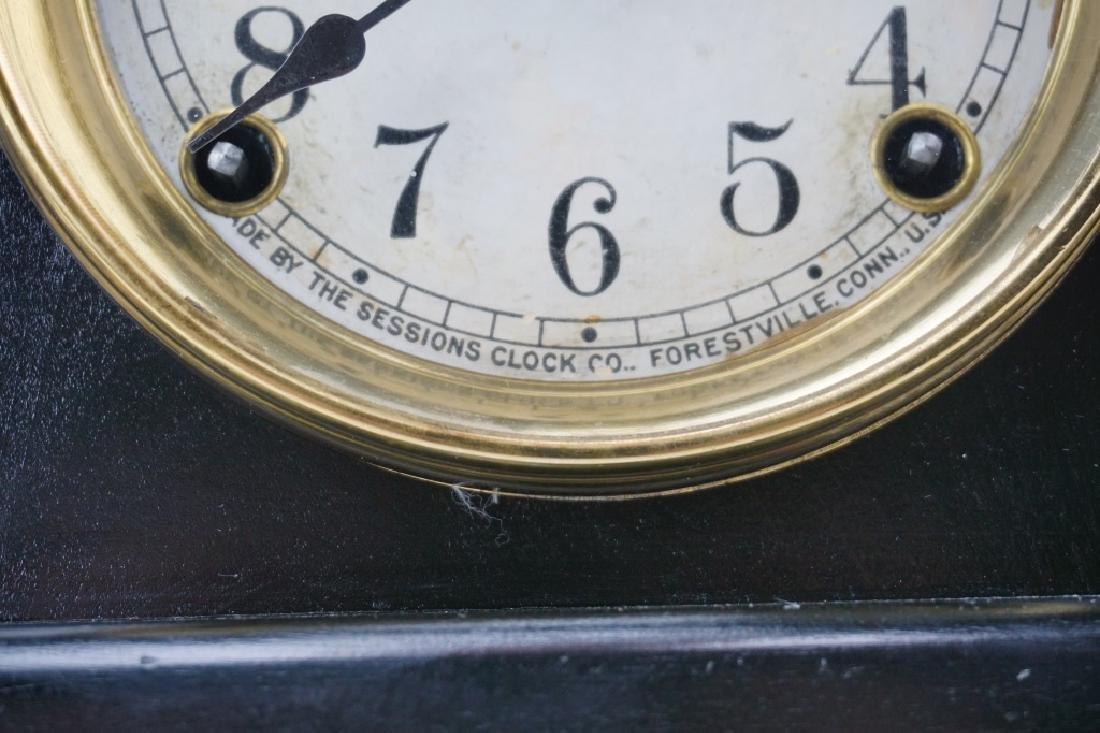 VINTAGE SESSIONS MANTLE CLOCK - 3