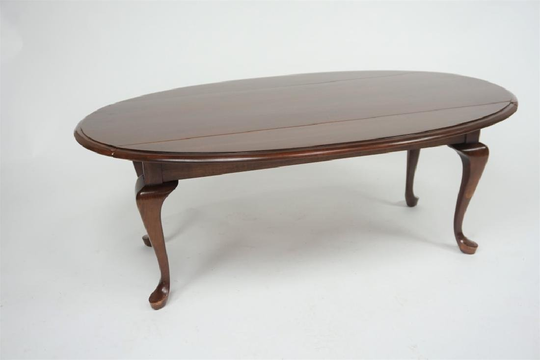 VINTAGE PENNSYLVANIA HOUSE DROP-LEAF COFFEE TABLE
