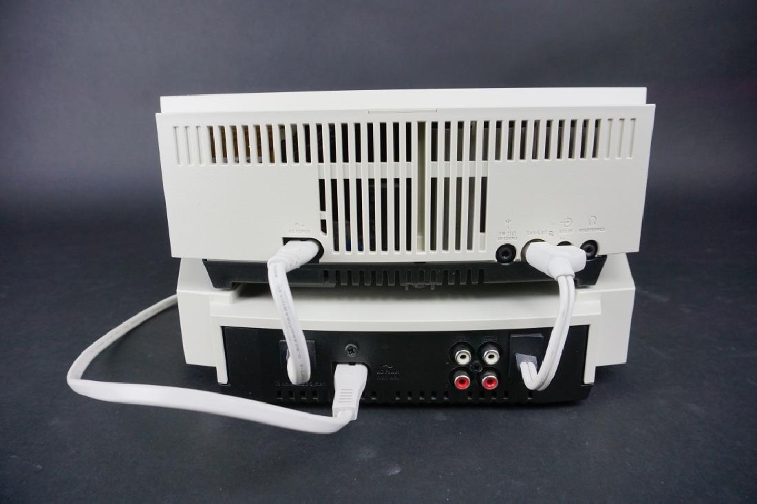 2pc VINTAGE BOSE SOUNDWAVE RADIO SYSTEM - 5