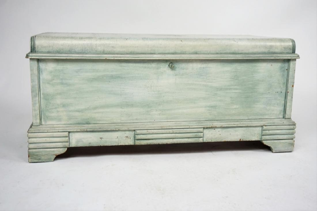 VINTAGE WEST BRANCH CEDAR CHEST