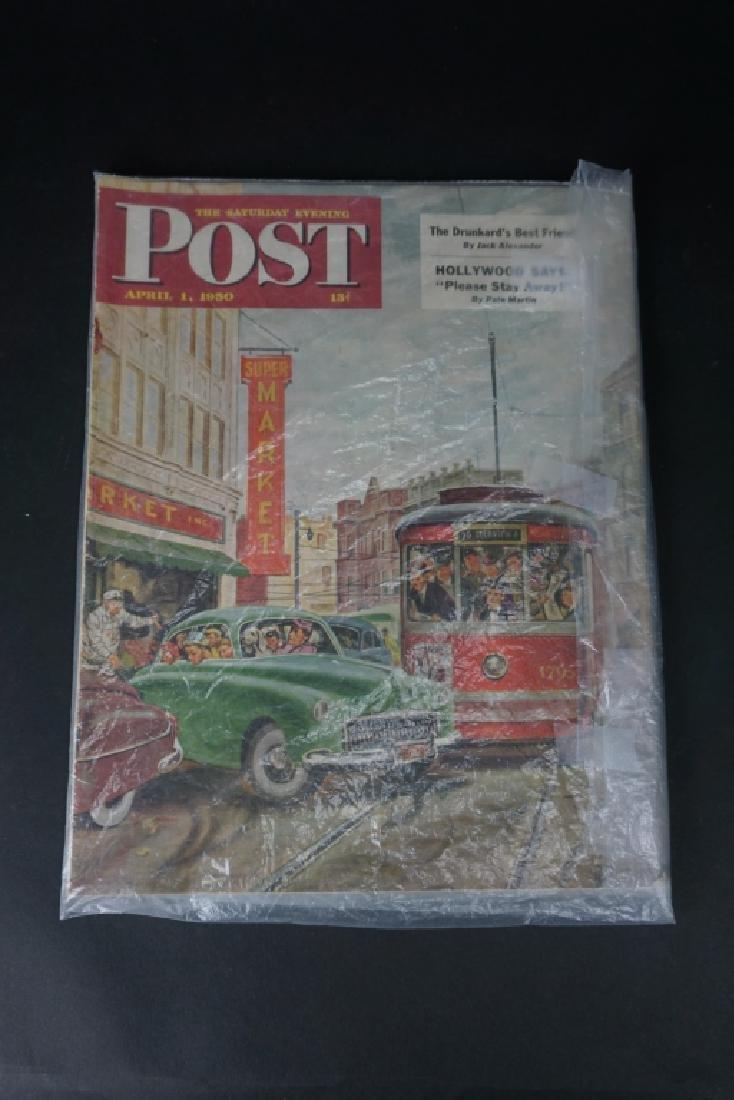 SATURDAY EVENING POST APRIL 1, 1950 EDITION