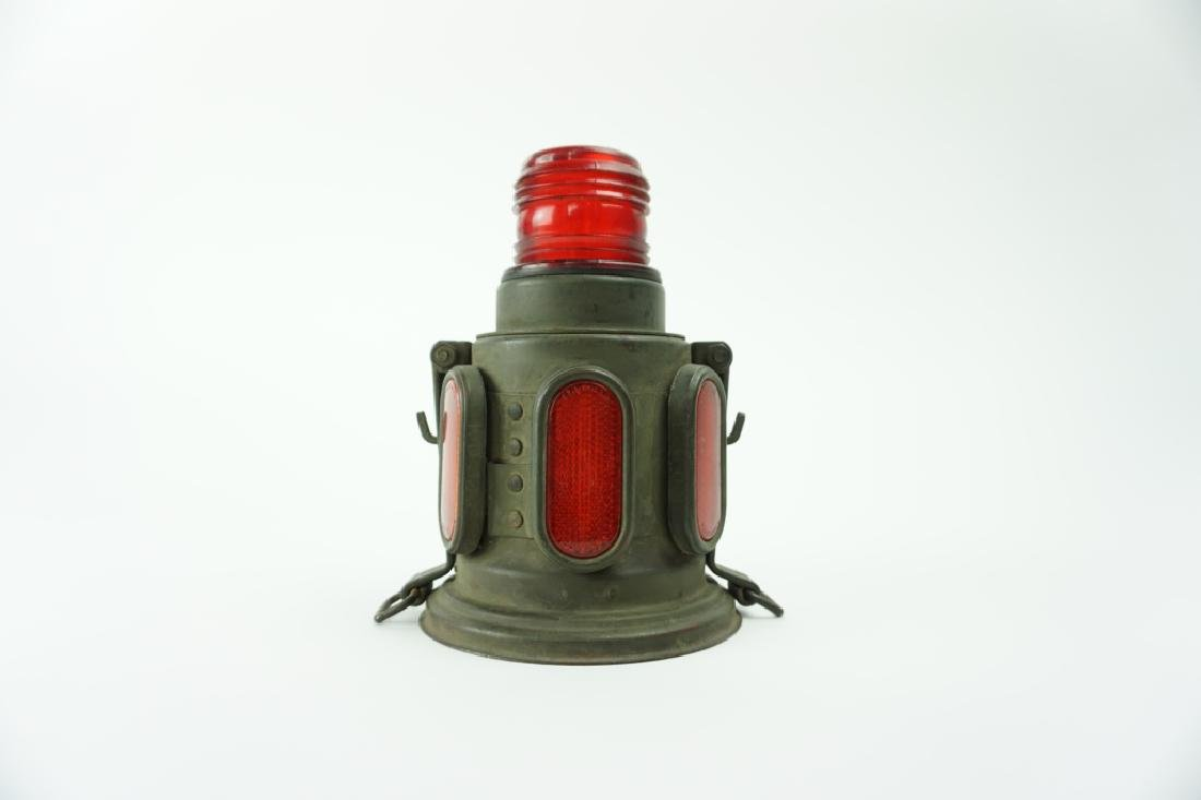 WWII KD 604 ROAD FLARE