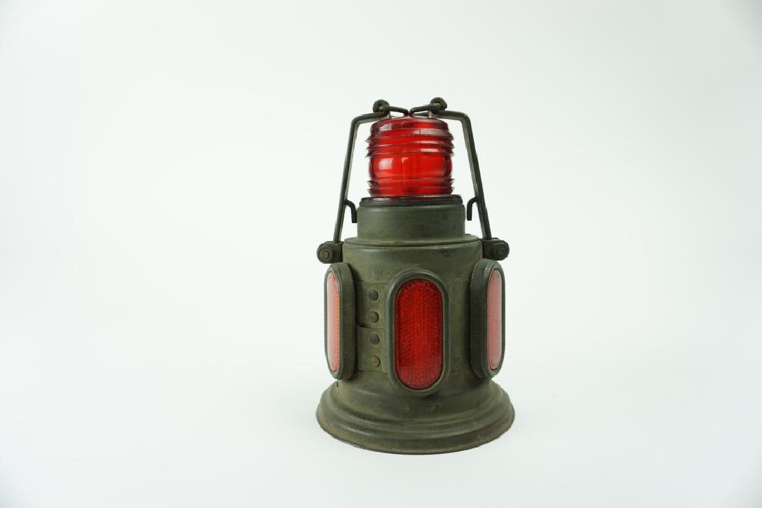 WWII KD 604 ROAD FLARE - 2