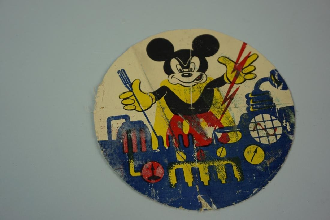 ORIGINAL WWII MICKEY OPERATOR PATCH - 5