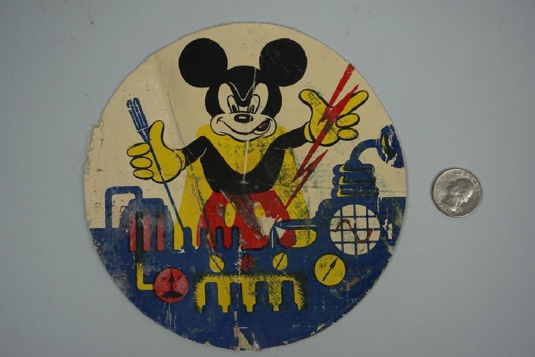 ORIGINAL WWII MICKEY OPERATOR PATCH - 6