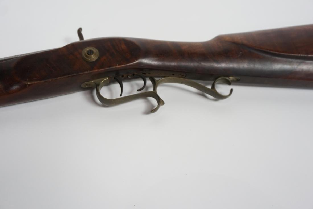 THOMPSON CENTER ARMS PERCUSSION CAP HAWKEN RIFLE - 3