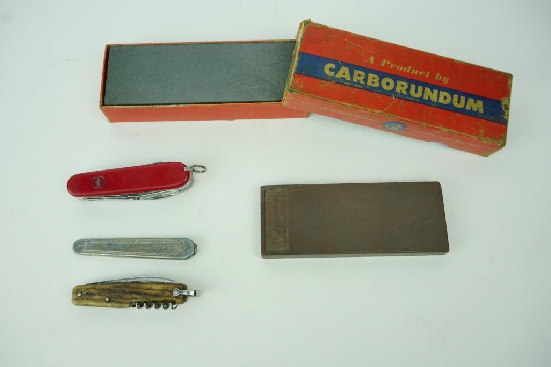 5pc ASSORTED GENTLEMAN'S KNIFE LOT - 2