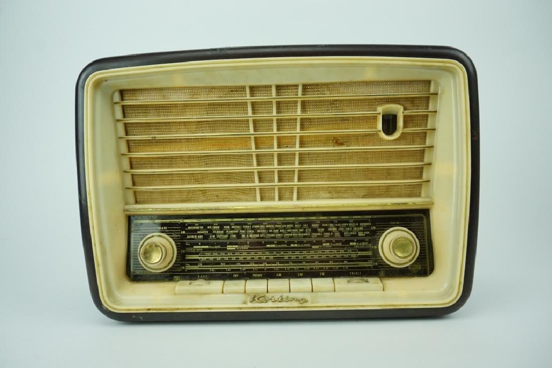 VINTAGE KORTING 1007 RADIO