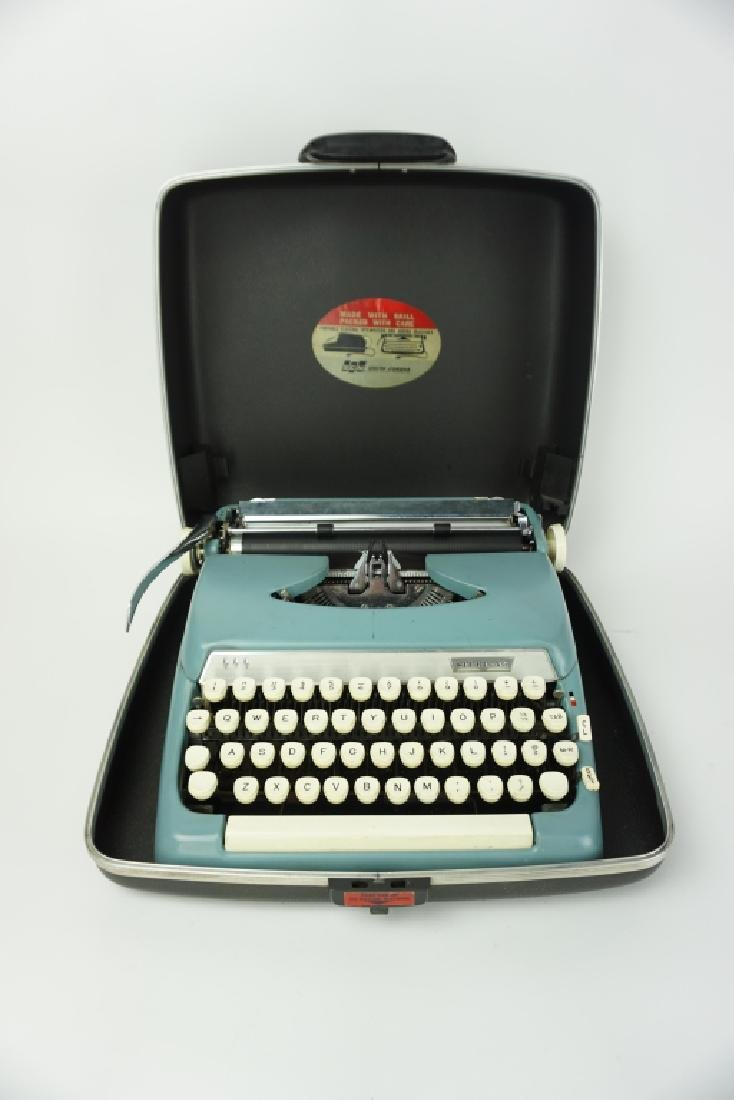 VINTAGE SMITH CORONA STERLING TYPEWRITER