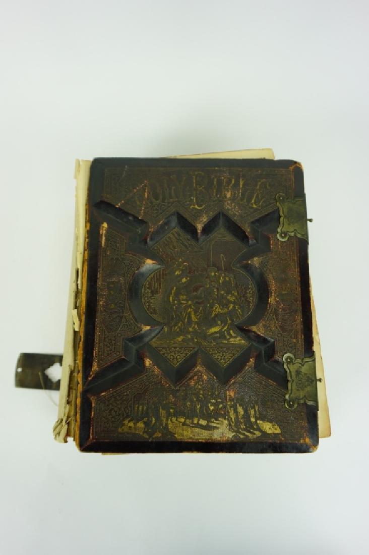 1890 PRONOUNCING EDITION HOLY BIBLE