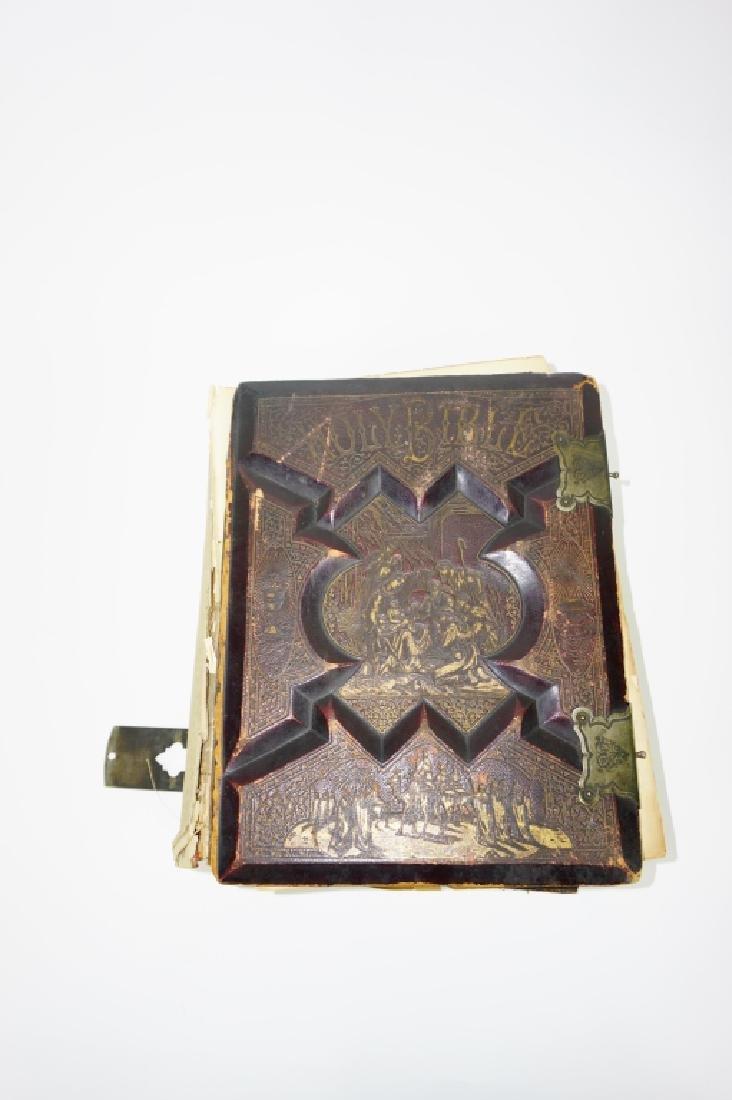 1890 PRONOUNCING EDITION HOLY BIBLE - 2