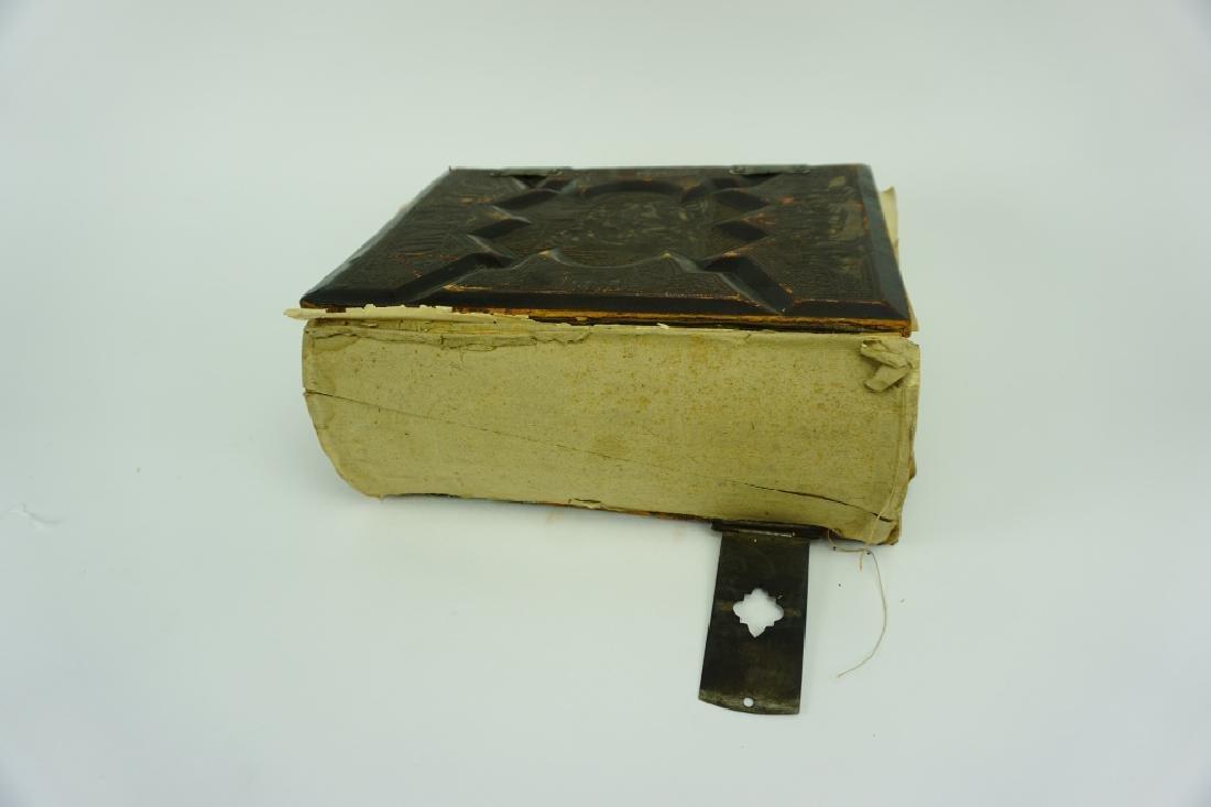 1890 PRONOUNCING EDITION HOLY BIBLE - 5