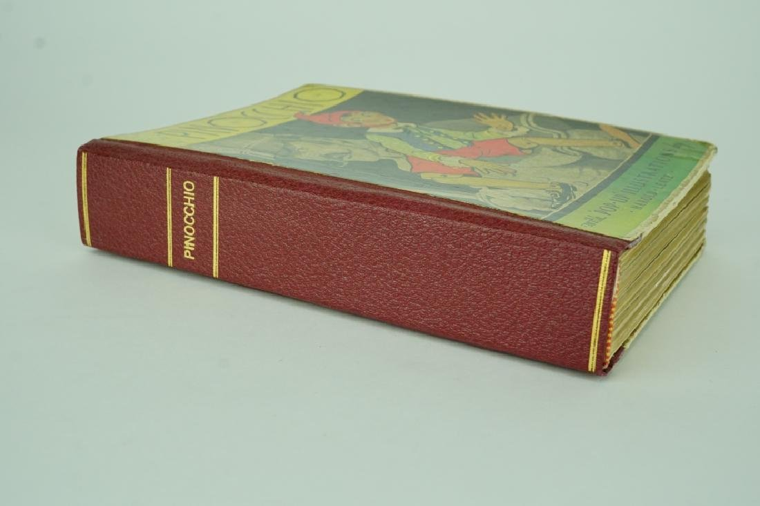 1932 FIRST EDITION PINOCCHIO POP-UP BOOK