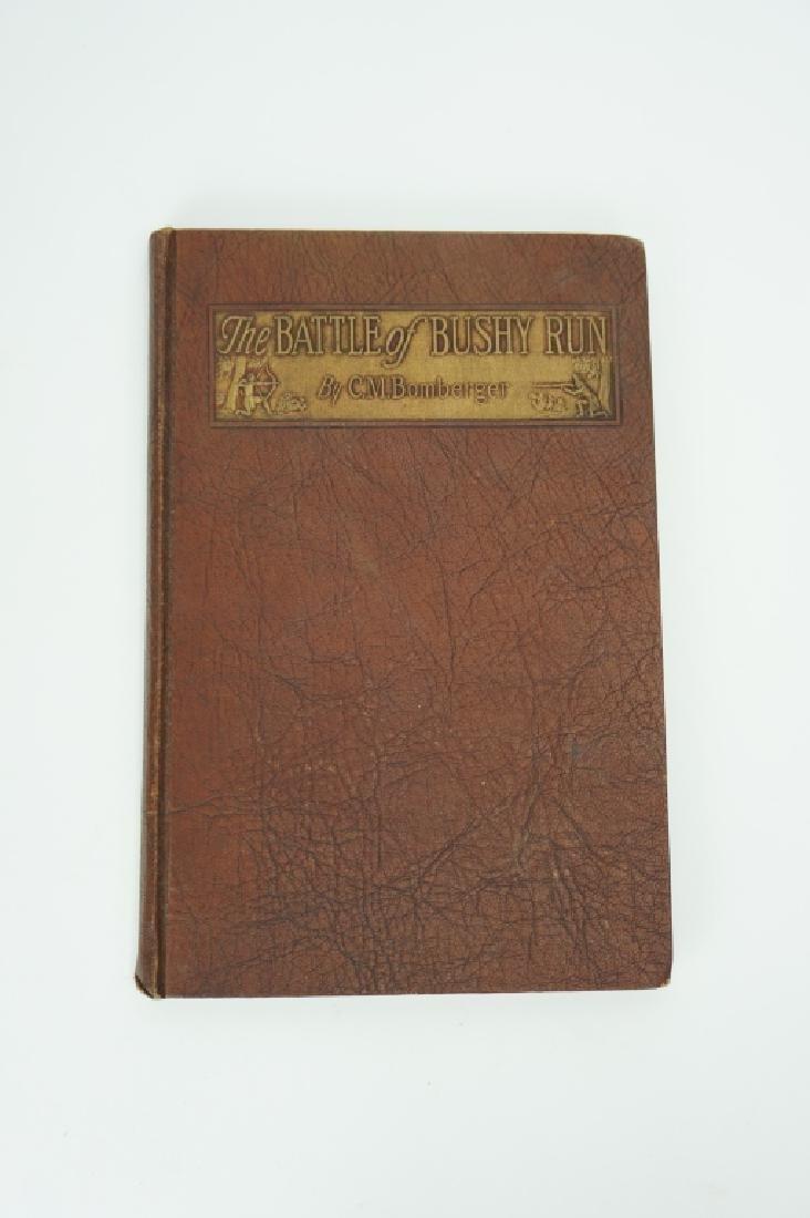 "1928 ""THE BATTLE OF BUSHY RUN"" 1ST EDITION"