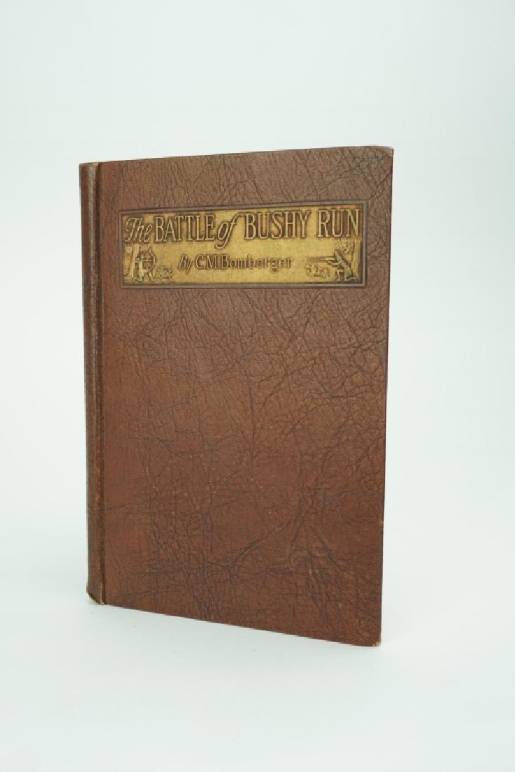 "1928 ""THE BATTLE OF BUSHY RUN"" 1ST EDITION - 2"