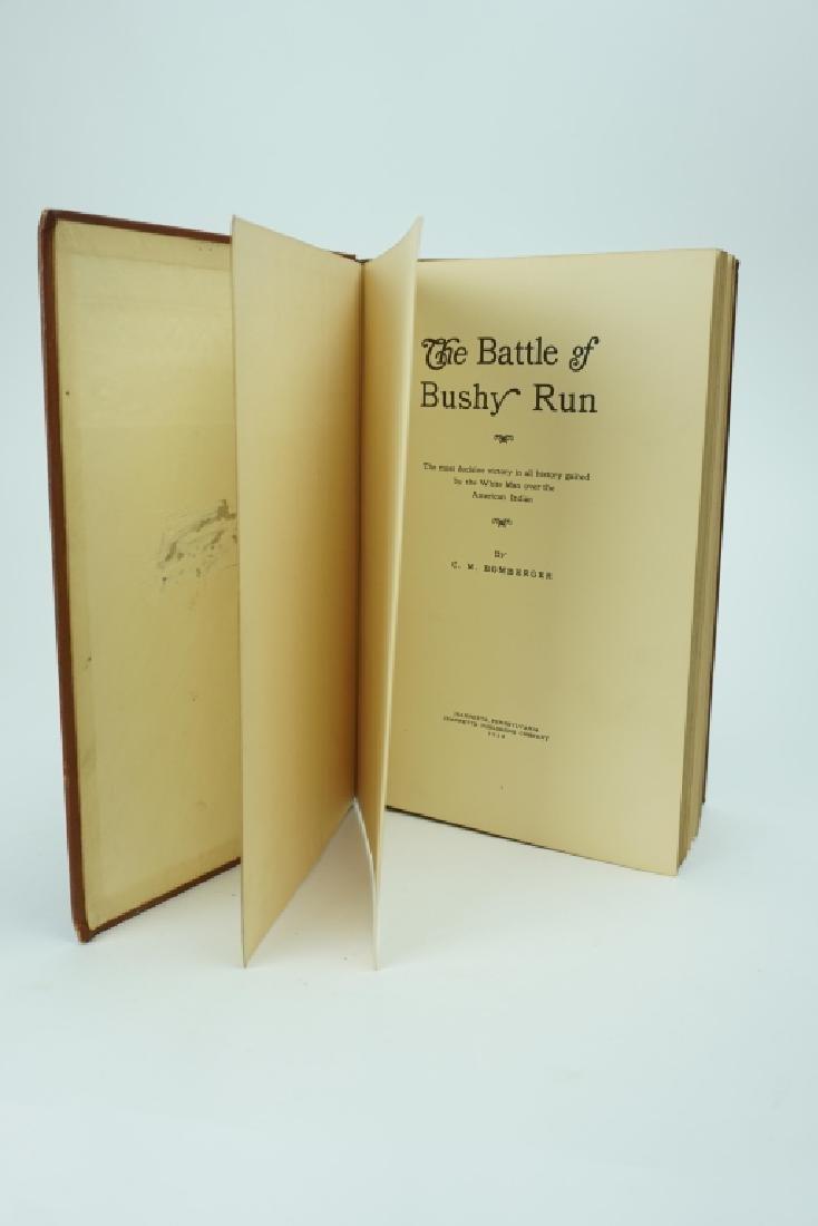 "1928 ""THE BATTLE OF BUSHY RUN"" 1ST EDITION - 3"
