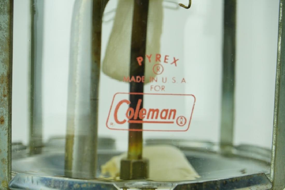(2) ASSORTED COLEMAN LANTERNS - 2