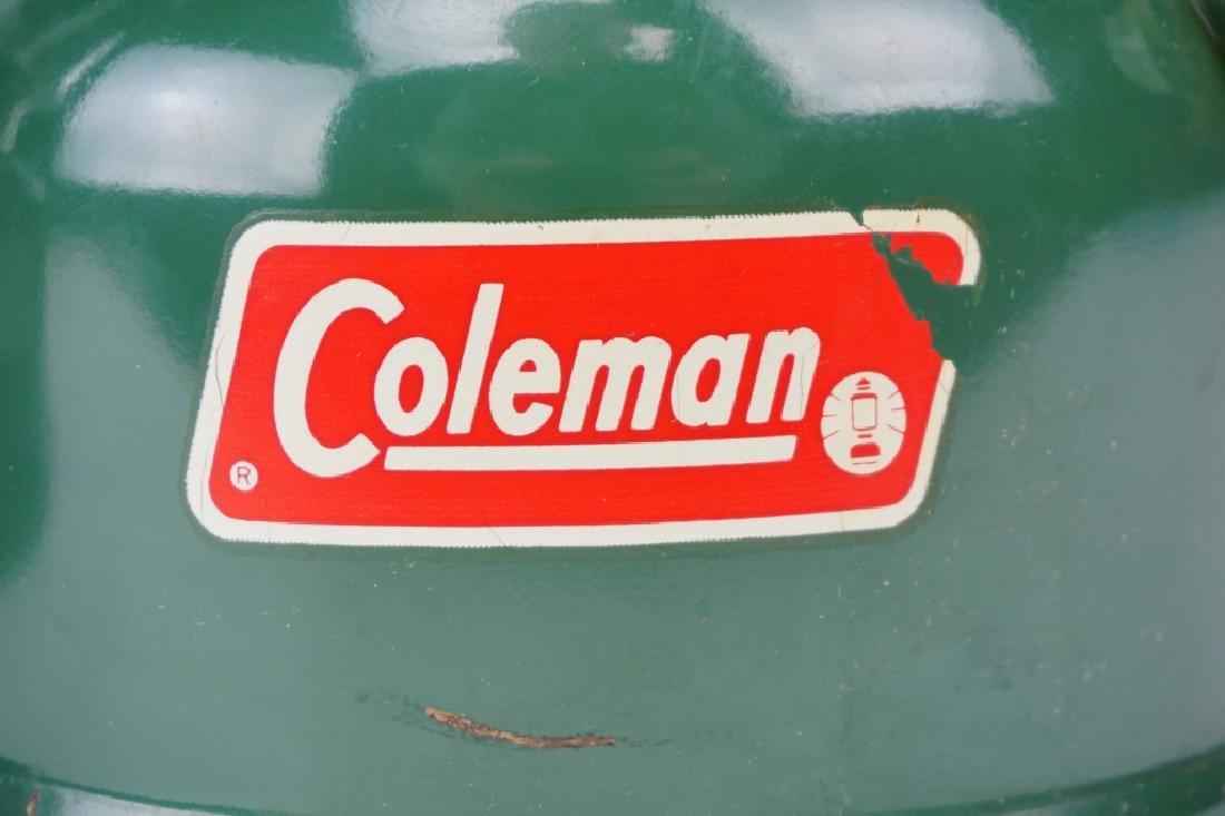 (2) ASSORTED COLEMAN LANTERNS - 4
