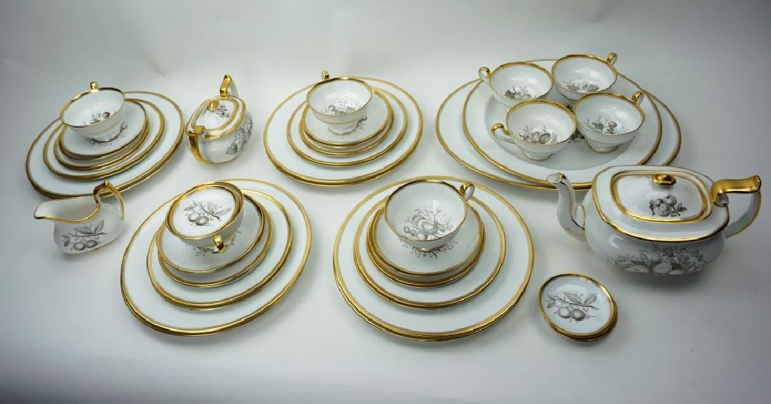 "51pc SPODE ""CHATHEM"" ENGLISH BONE CHINA"
