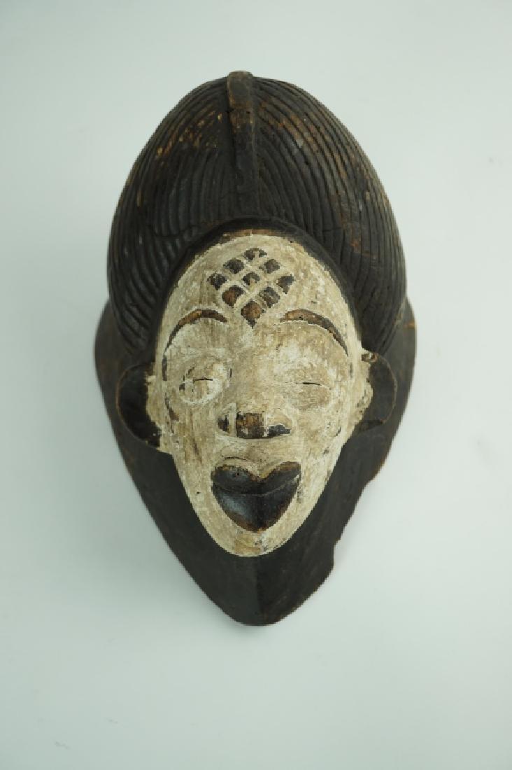 AFRICAN GABON PUNU MASK