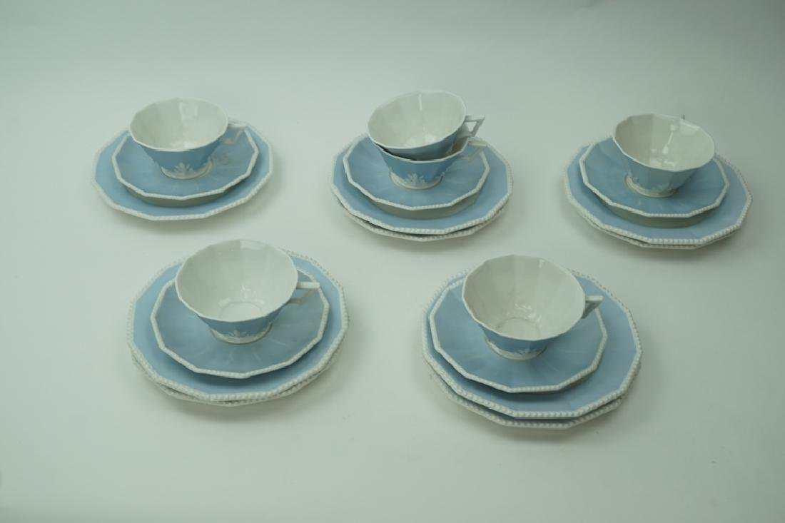 20 PC. NYMPHENBURG CHINA