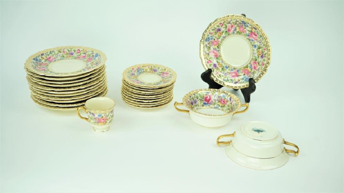 46pcs ROSENTHAL CHINA CUPS & SAUCERS