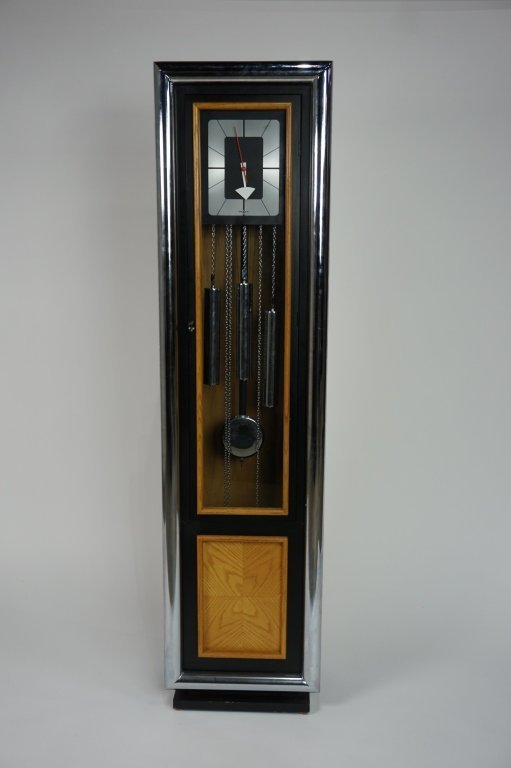 GEORGE NELSON HOWARD MILLER GRANDFATHER CLOCK
