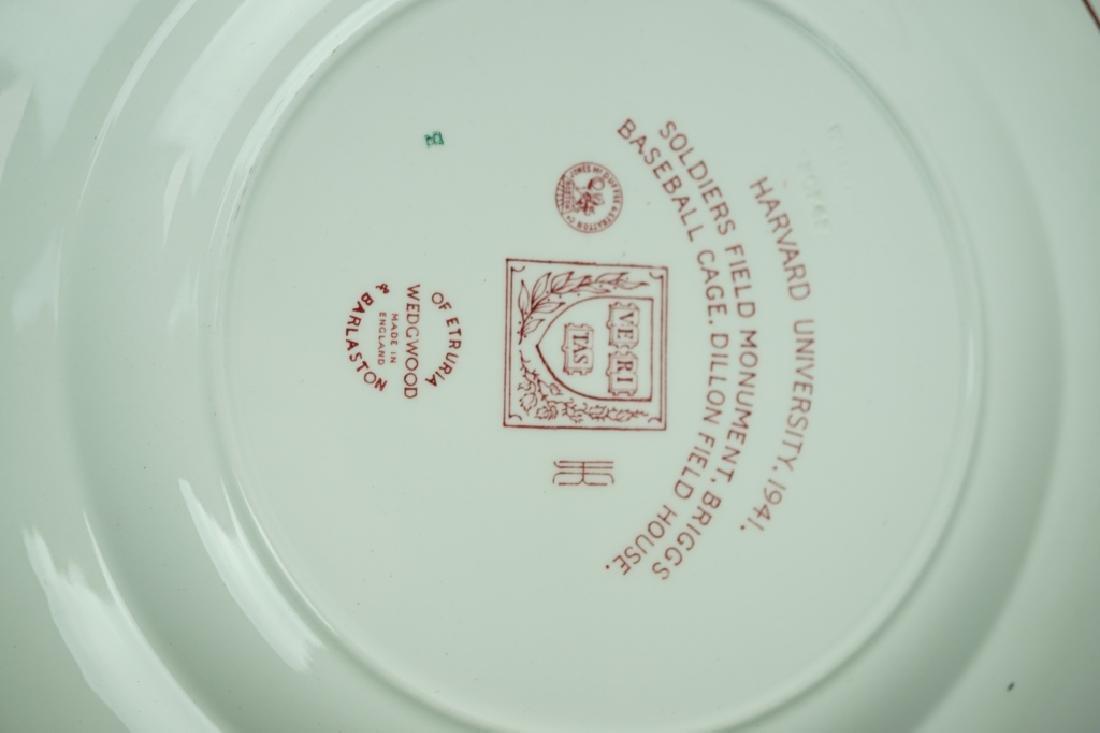 (10) VINTAGE WEDGWOOD ETRURIA & BARLASTON PLATES - 2