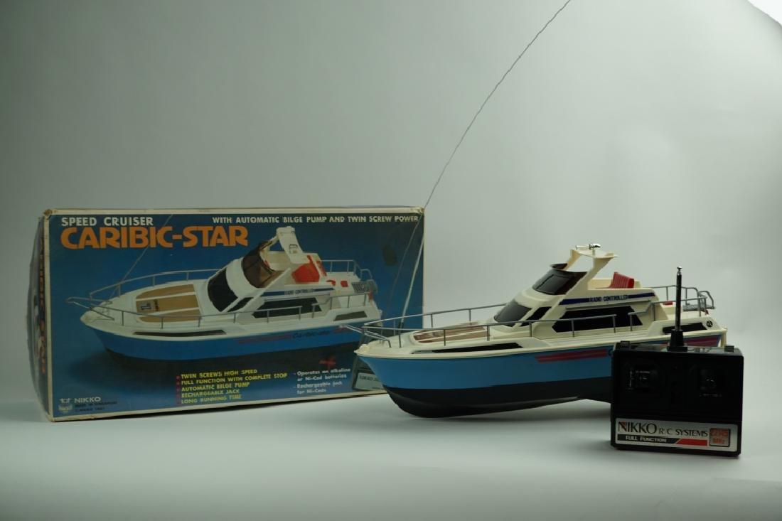 1981 NIKKO SPEED CRUISER CARIBIC-STAR IN BOX