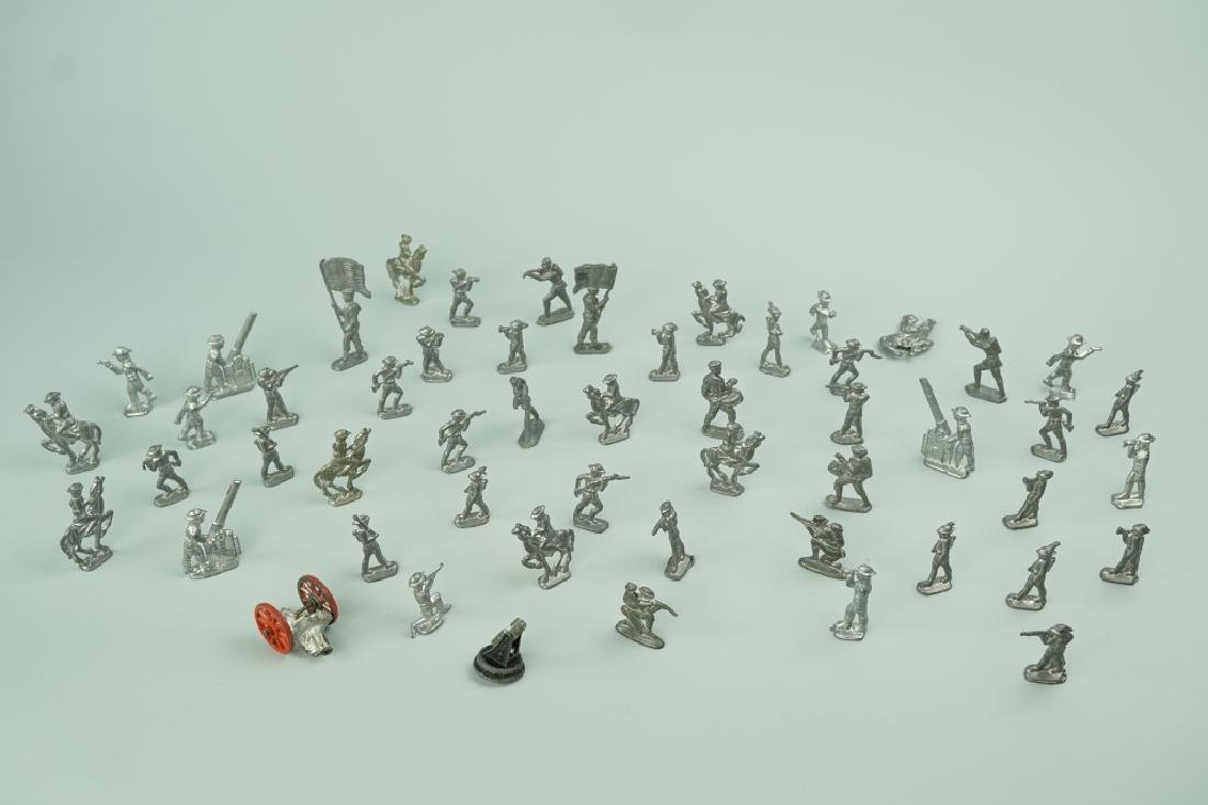 ASSORTED CAST LEAD WORLD WAR I SOLDIERS