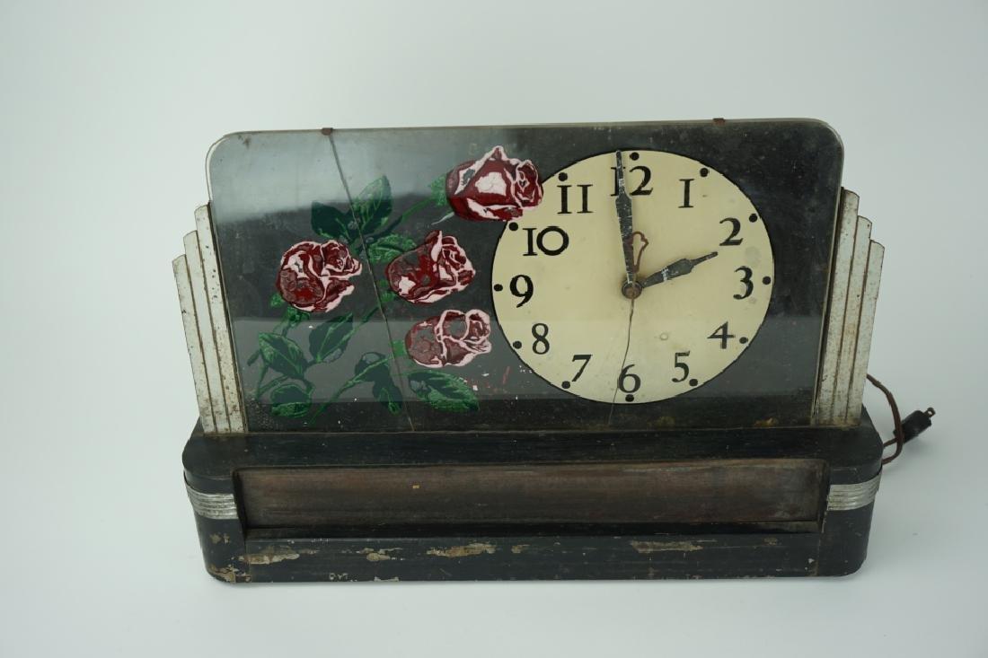 CRYSTAL MFG CO ELECTRIC DISPLAY CLOCK