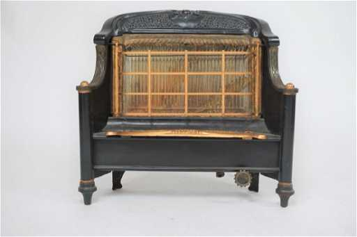 Antique Humphrey Radiant Fire Gas Heater See Sold Price