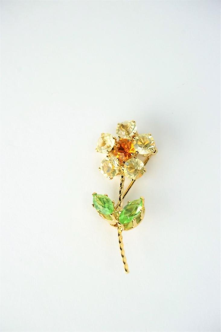 NOLAN MILLER FLOWER BUDDIES PIN