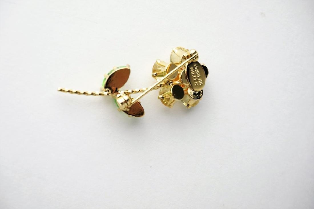 NOLAN MILLER FLOWER BUDDIES PIN - 5