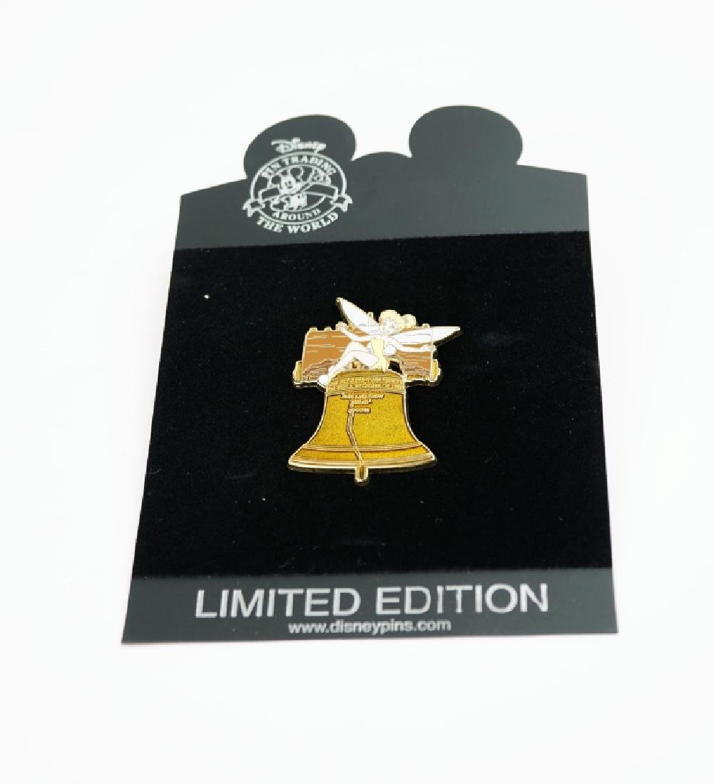 DISNEY TINKER BELL ON LIBERTY BELL PIN