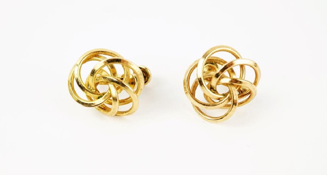 5pcs GOLD FILLED JEWELRY - 4