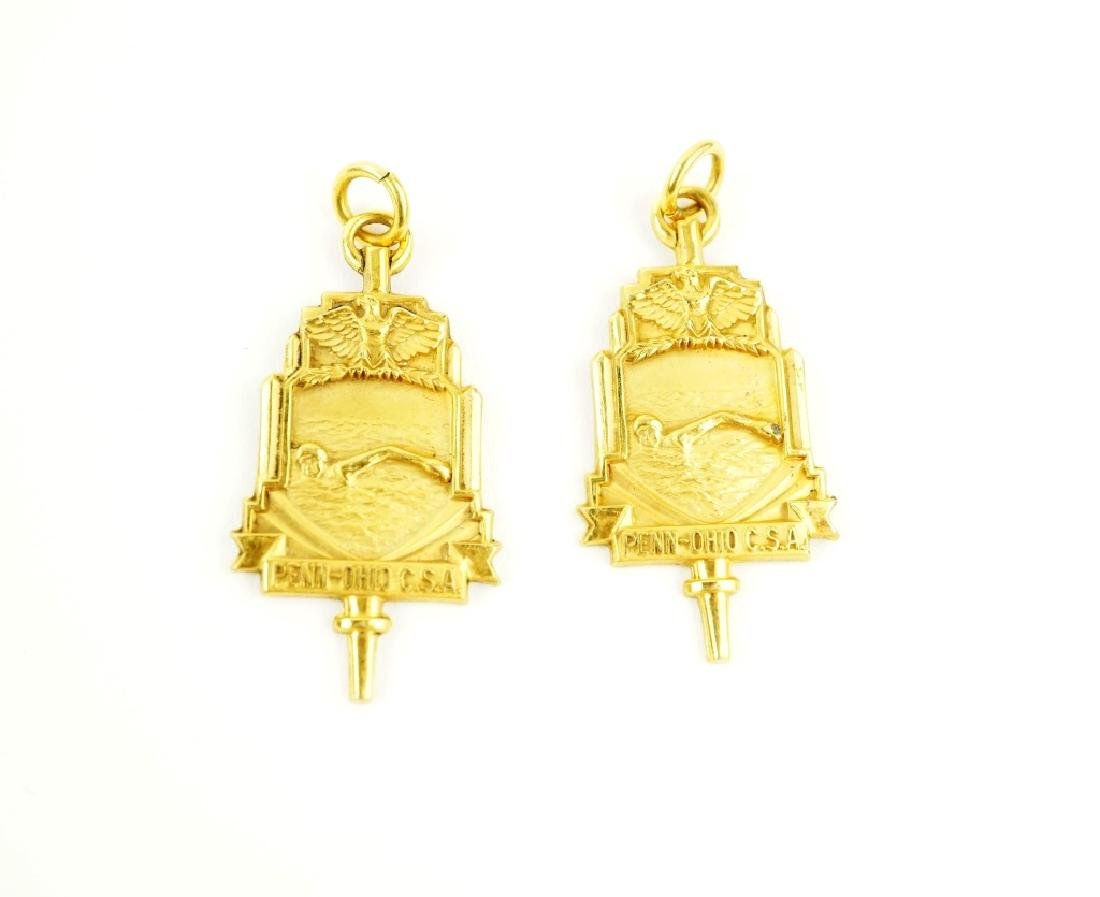 5pcs GOLD FILLED JEWELRY - 5