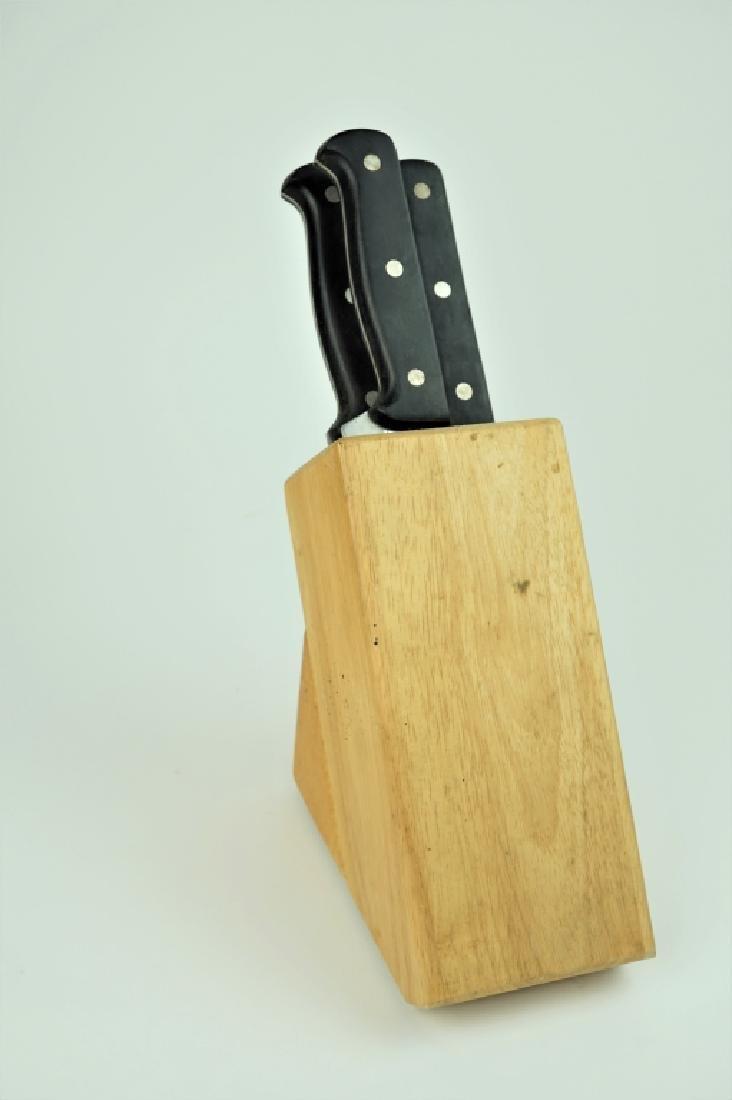 JA HENCKELS EVERSHARP PRO KNIFE SET - 4