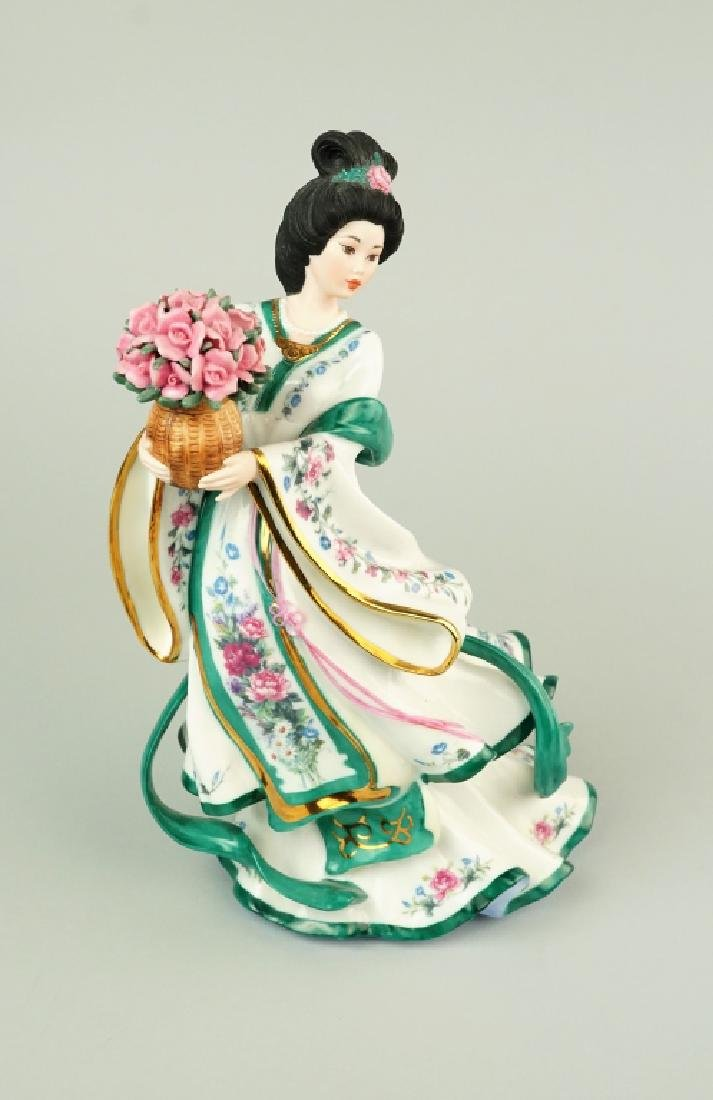 "LENA LIU ""ROSE PRINCESS"" FIGURINE"