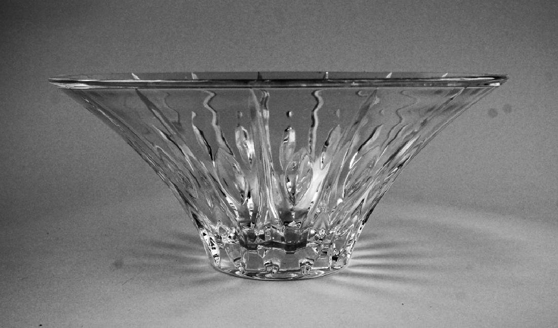 (2) WATERFORD CRYSTAL MARQUIS BOWLS - 7