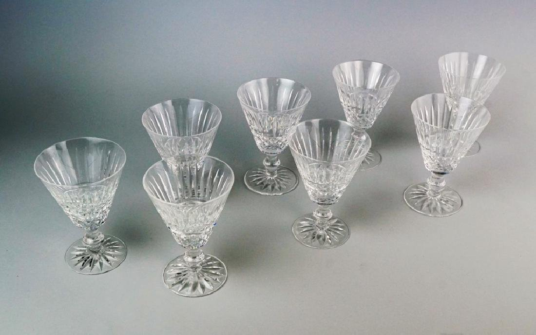 (8) WATERFORD CRYSTAL TRAMORE WATER GOBLET