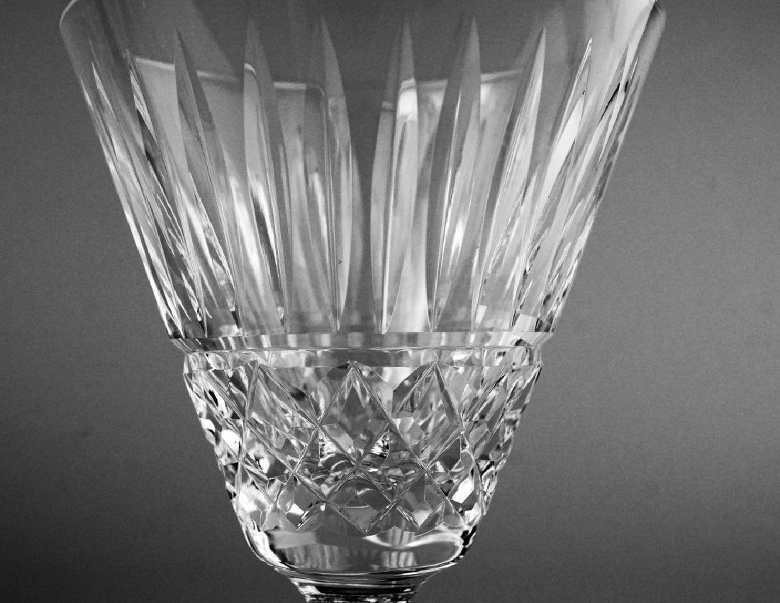 (8) WATERFORD CRYSTAL TRAMORE WATER GOBLET - 8