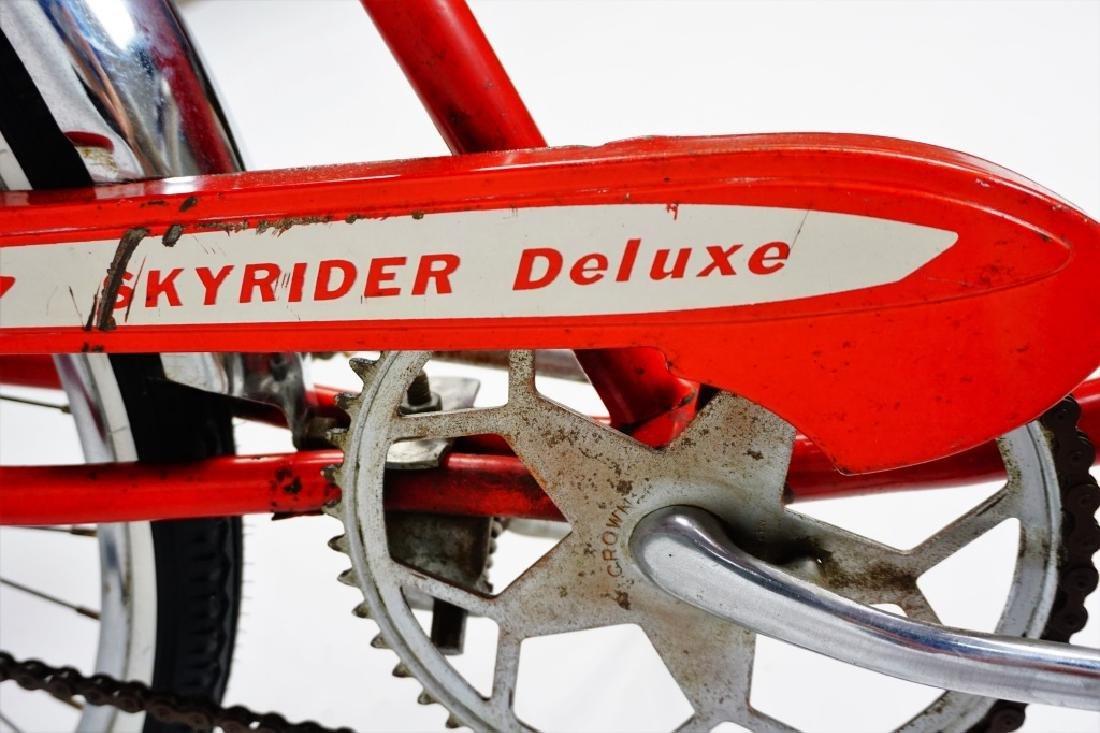 VINTAGE AMF ROADMASTER SKYRIDER DELUXE - 8