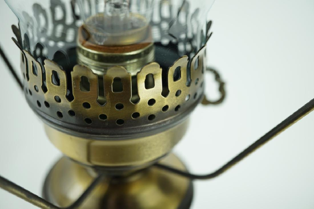OIL LAMP STYLE TABLE LAMP - 4