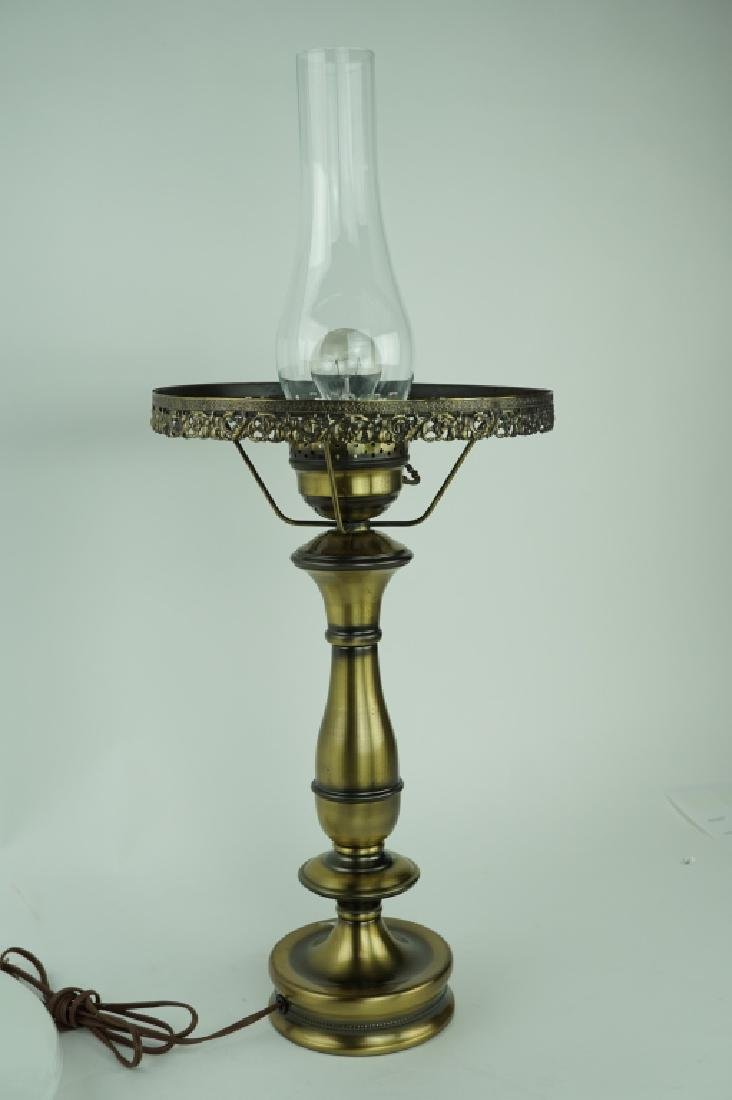 OIL LAMP STYLE TABLE LAMP - 5
