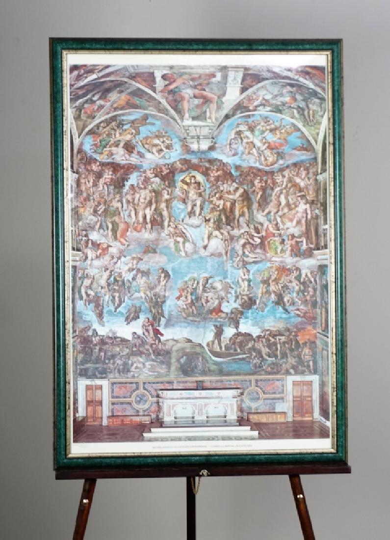 MICHELANGELO BUONARROTI (ITAILAIN/1475-1564)