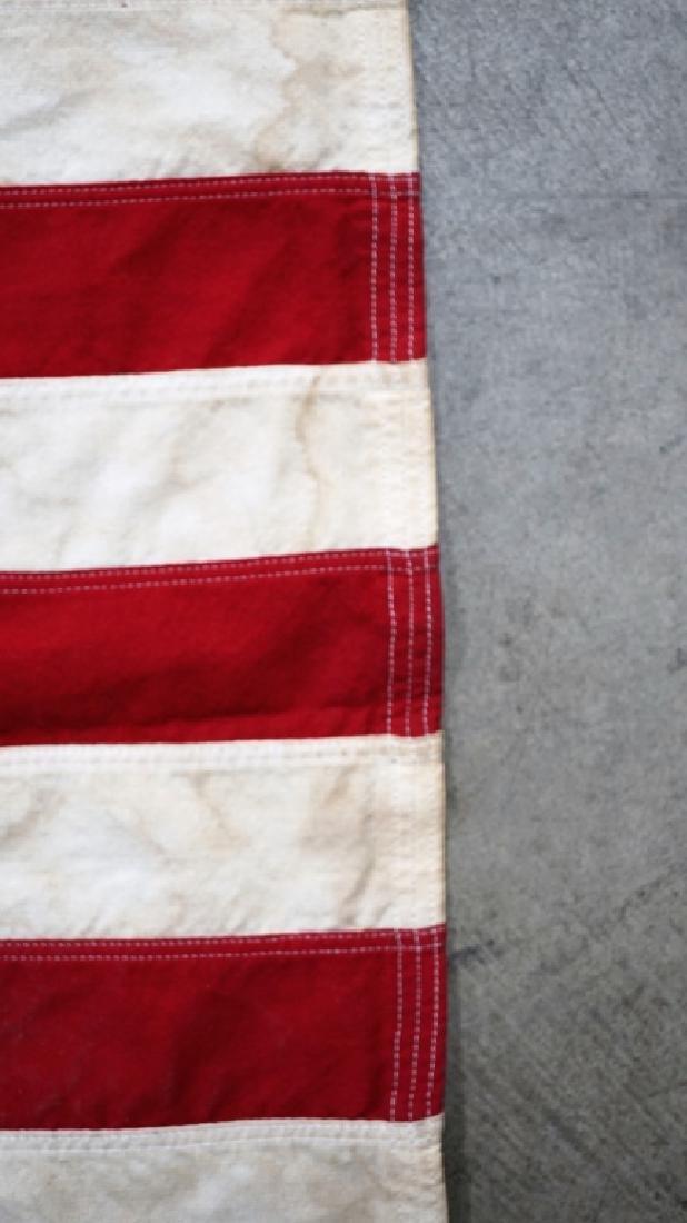 VINTAGE 13-STAR AMERICAN FLAG - 4