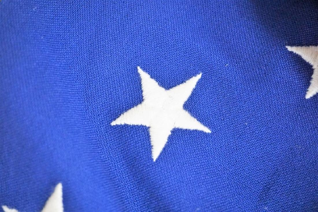 VINTAGE 13-STAR AMERICAN FLAG - 6
