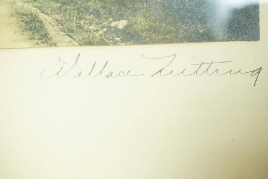 WALLACE NUTTING (AMERICAN/MA/RI, 1861-1941) - 3