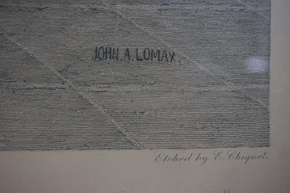 AFTER JOHN A LOMAX (UNITED KINGDOM, 1857-1923) - 3